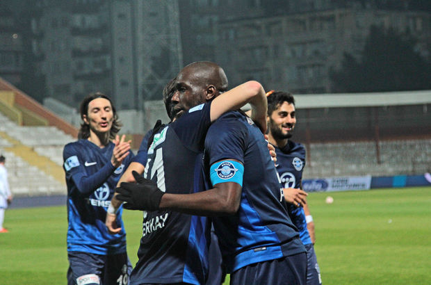Adana Demirspor: 4 - Büyükşehir Gaziantepspor: 1