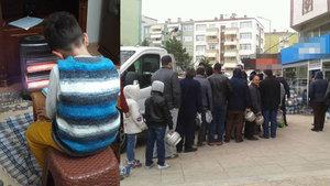 Samsun'da yaşanan doğalgaz krizinde 4 gözaltı