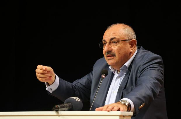 Türkeş'ten referandum uyarısı: 'Ele güvenen yolda kalır'