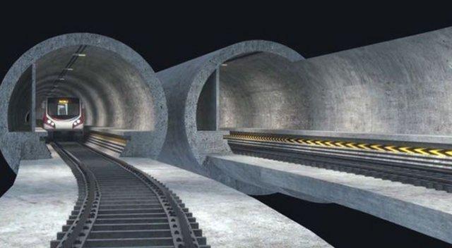 Üç Katlı Büyük İstanbul Tüneli Projesi ihalesine 4 teklif