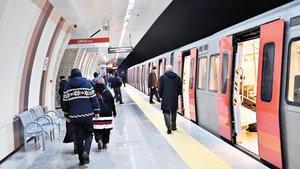 Ankara'nın 100 metro girişine x-ray cihazı