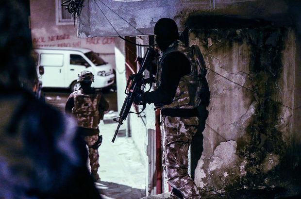 İstanbul'da PKK'ya dev operasyon!  70 kişi gözaltında