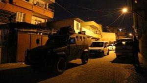 Adana'da terör örgütü PKK'ya operasyon: 26 kişi gözaltında