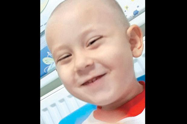 3 yaşındaki Ali, kemoterapiye direnç kazandı! 3 ay içinde nakil olamazsa...