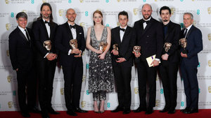 Oscar habercisi BAFTA 2017'e La La Land çıkarması!