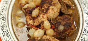 Kırma tavuk kebabı tarifi