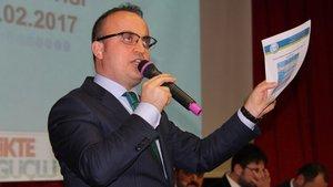 Bülent Turan: Şu an yüzde 50'den fazla oyumuz var ama en alt seviyedeyiz