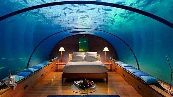 Dünyanın en lüks yatak odaları