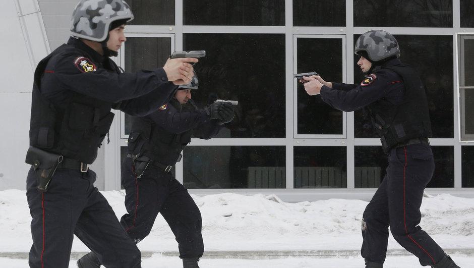 polis müfrezesi
