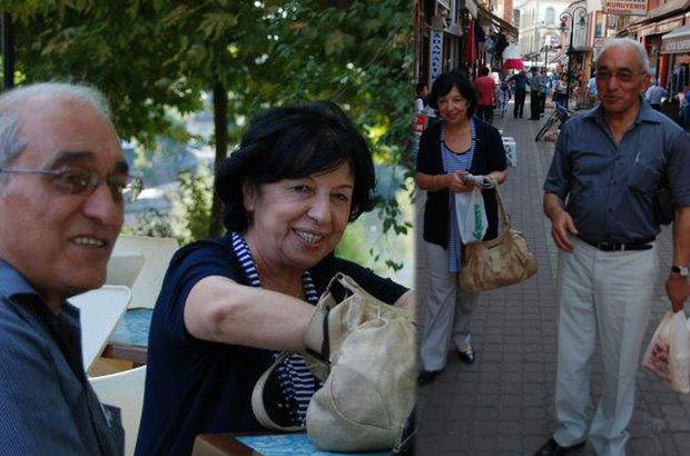 Altan Çetin Ülker Çetin İzmir Çeşme
