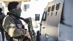 Gaziantep'te PKK'ya büyük operasyon: 45 gözaltı