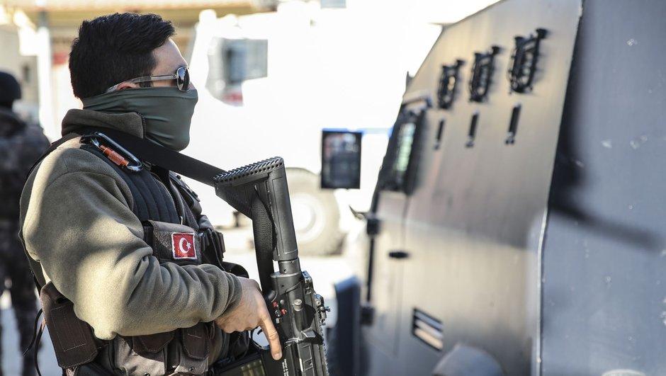 Gaziantep PKK KCK