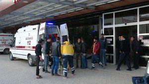 ÖSO askerleri tedavi için Kilis'te