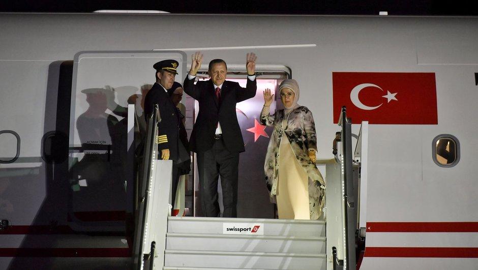 Recep Tayyip Erdoğan Suudi Arabistan Bahreyn Riyad