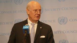 Cenevre'deki Suriye müzakerelerinin tarihi belli oldu