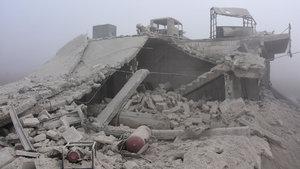 İnsan Hakları İzleme Örgütü: Suriye rejimi Halep'te kimyasal silah kullandı