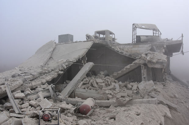 Suriye'de 'kimyasal silah' gerçeği