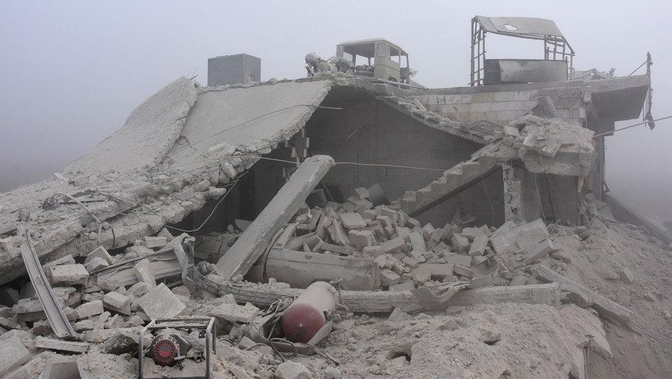 Suriye İnsan Hakları İzleme Örgütü Halep Esed rejim