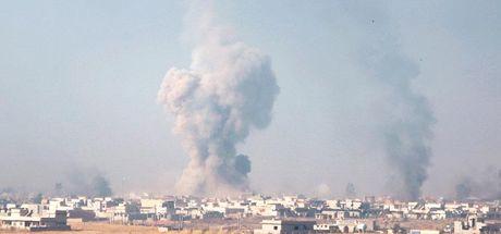 Musul'da bir eve roketli, semt pazarına bombalı saldırı: 14 ölü, 34 yaralı