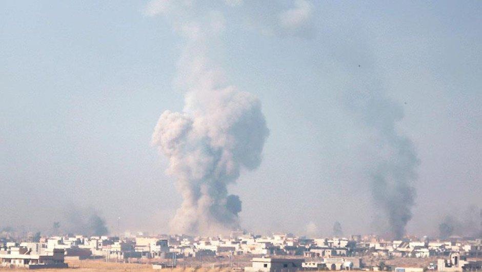 Musul'da saldırılar: 14 ölü, 34 yaralı