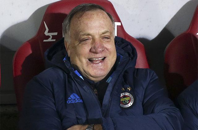 Beşiktaş'tan Dick Advocaat'a sert cevap!