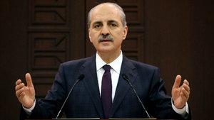 Numan Kurtulmuş: Büyük resmi görmeyenlerin Türkiye'ye ilişkin söyleyecek sözleri olamaz