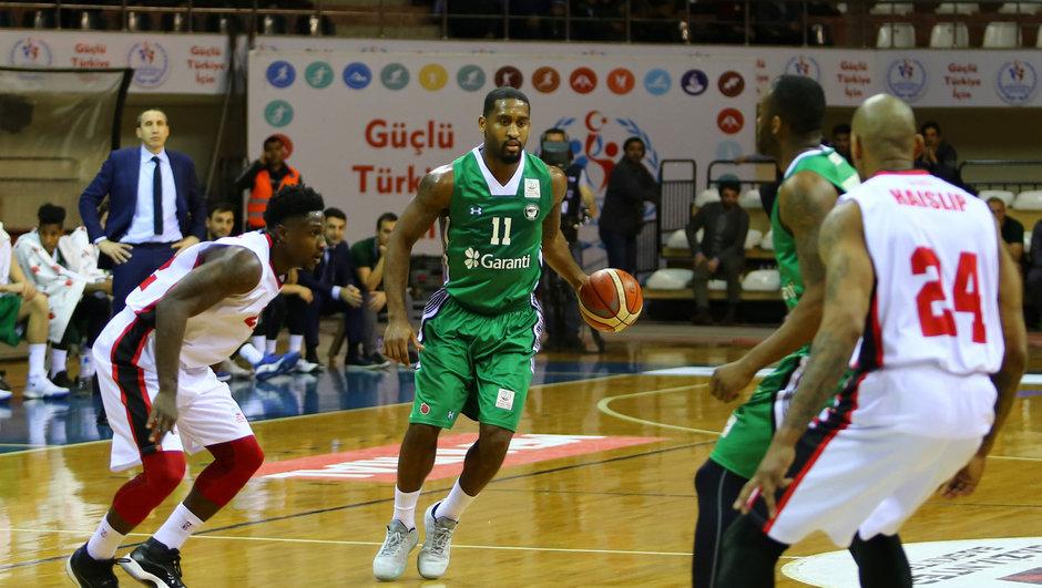 Gaziantep Basketbol - Darüşşafaka Doğuş
