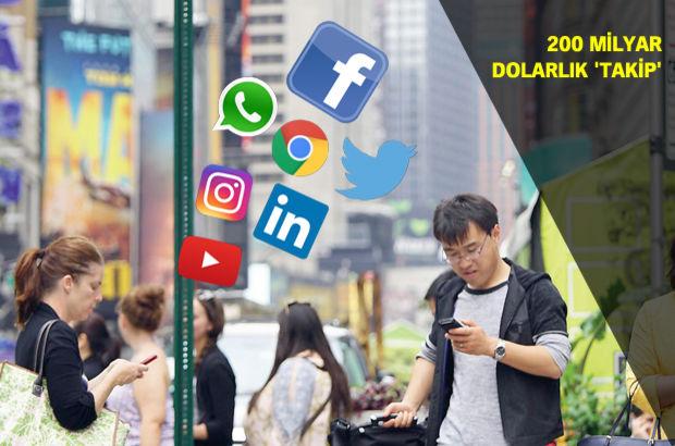 Sosyal Medya Takip ekonomisi sanal dünya