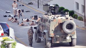 15 Temmuz gecesi, Jandarma Genel Komutanlığı'nda olan 20 sivil aranıyor