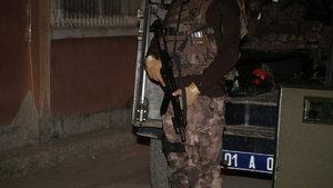 Adana'da PKK/KCK operasyonu: 34 kişi gözaltında