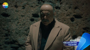 """""""İçerde""""nin 22. bölümünden ilk sahne yayınlandı"""