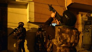 Terör örgütü PKK'ya eş zamanlı operasyon!