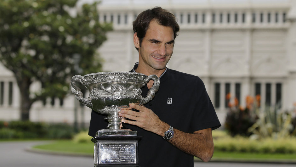 Roger Federer tenis
