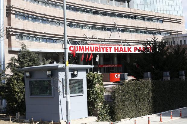 CHP Genel Merkezi'ne zırhlı nöbet kulübesi konuldu!