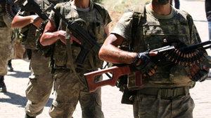 TSK: Nusaybin'de 1 terörist etkisiz hale getirildi