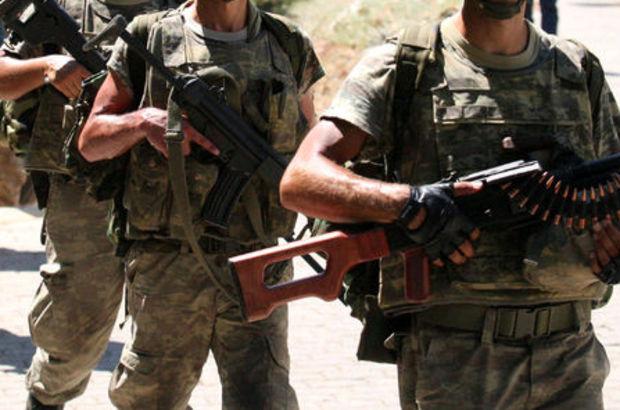 Suriye sınırından ateş açıldı, misliyle karşılık verildi