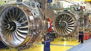 Rolls-Royce'un, 2016 yılı zararı 4,6 milyar sterlin
