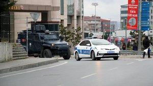 Reina katliamının planlayıcısı İstanbul'da yakalandı