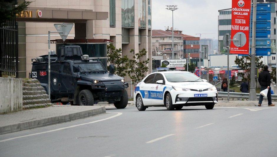 Burdur Cumhuriyet Savcılığı: Reina saldırısının planlayıcısı yakalandı