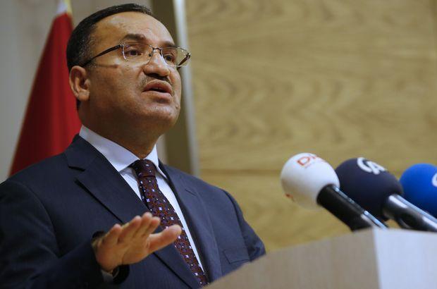 Bozdağ'dan FETÖ elebaşının iadesiyle ilgili kritik açıklama