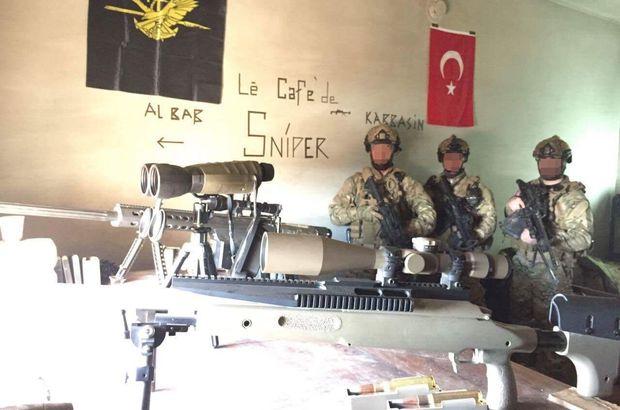 El Bab'da Sniper kafe!