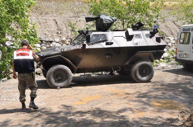 Amanos Dağları'nda PKK ile çıkan çatışmada 1 asker şehit oldu.