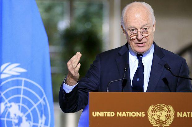 Cenevre'de yapılacak Suriye görüşmeleri ertelendi