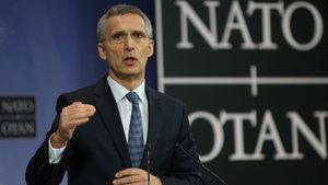 NATO Genel Sekreteri Stoltenberg: ABD, NATO'ya verdiği sözlere bağlı