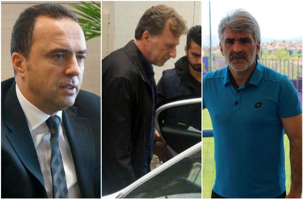 FETÖ'den yargılanan eski futbolcular için karar