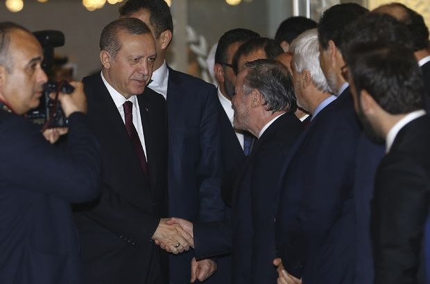 Recep Tayyip Erdoğan Katar Suudi Arabistan