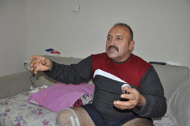 Gazi polise icra kararı iptal edildi
