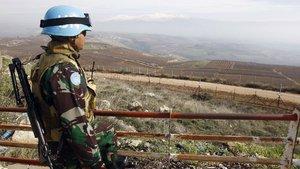 Suriye, Golan Tepeleri'ne roket attı