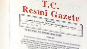 YSK'nın referandum kararları Resmi Gazete'de