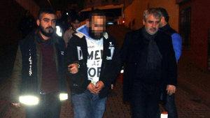 Cinayet zanlısı 3 Suriyeli kaçarken yakalandı
